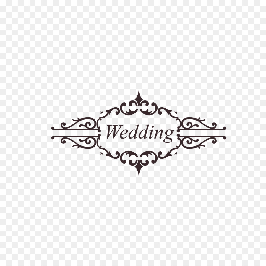 Download Free png Wedding invitation Logo Wedding.
