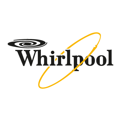 Whirlpool vector logo free download.