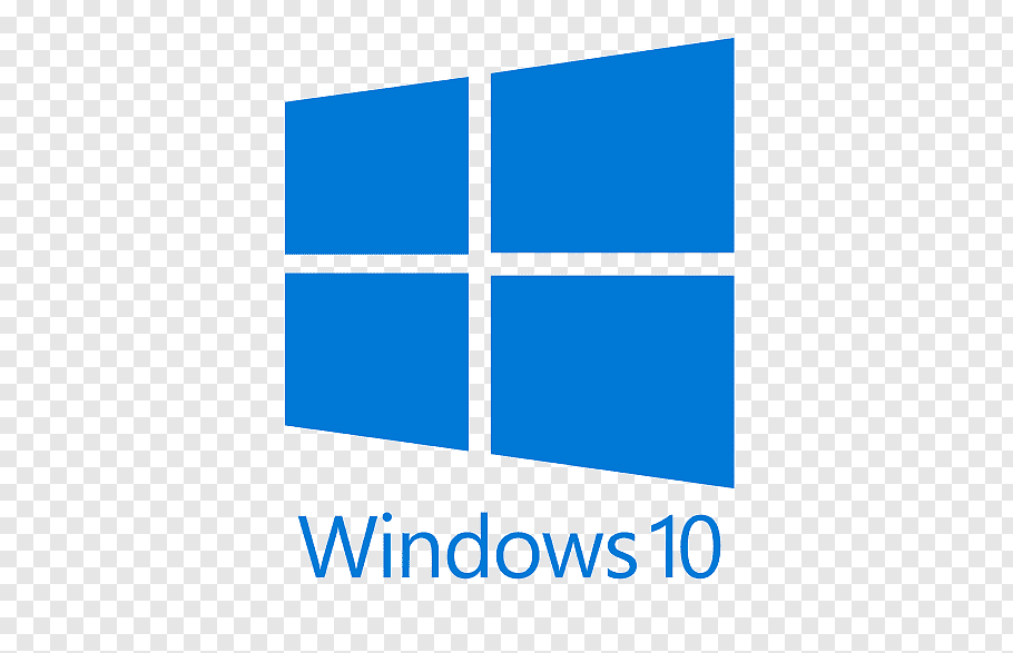 Windows 10 cutout PNG & clipart images.