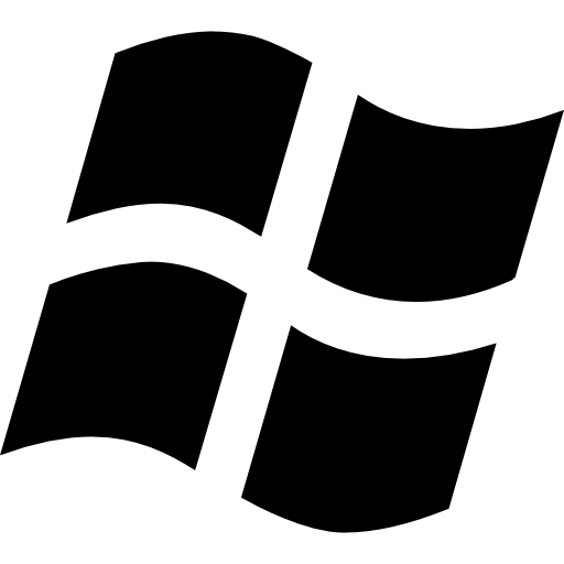 Windows logo Icons.