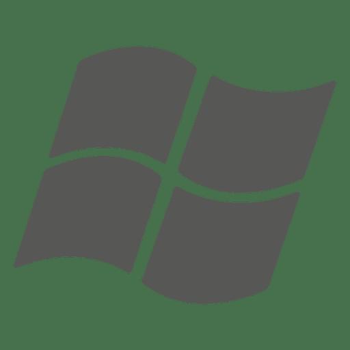 Old Windows logo.