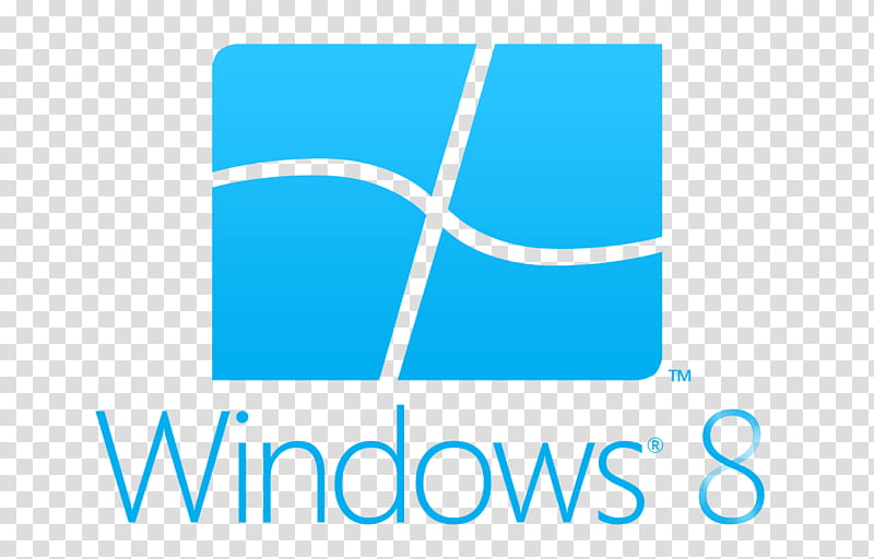 Windows Concept Logo, Windows icon transparent background.