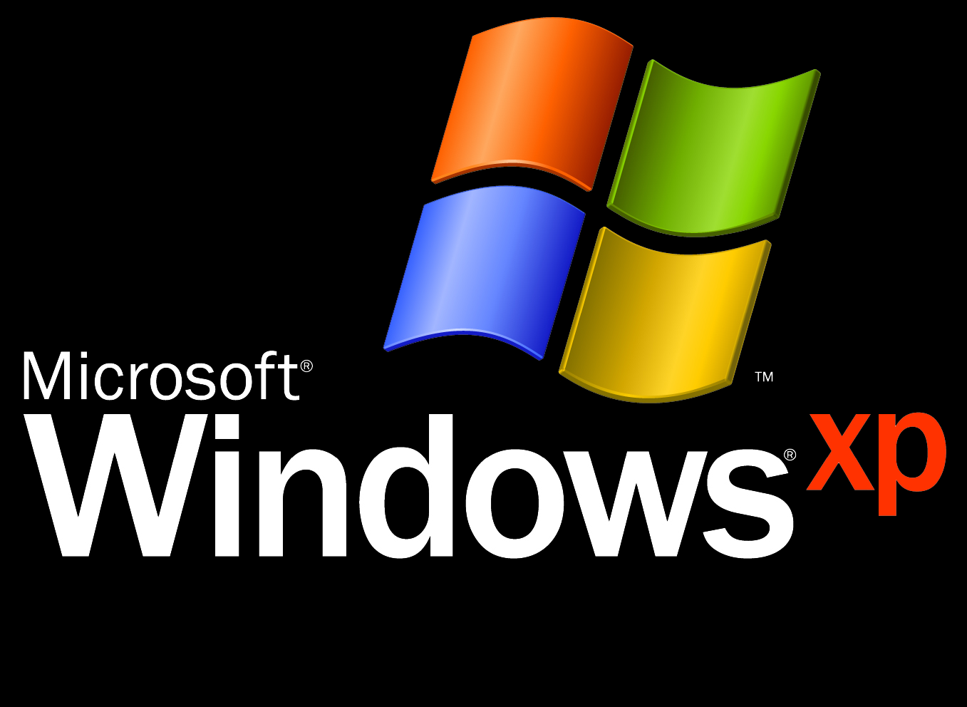 Windows XP logo 2.