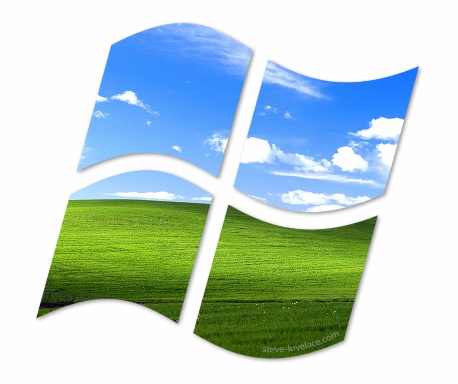 Microsoft Windows Xp Logo Png.