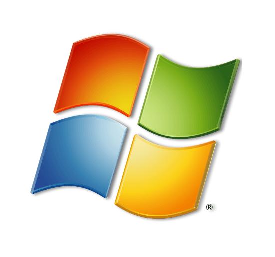 Windows XP Logo.