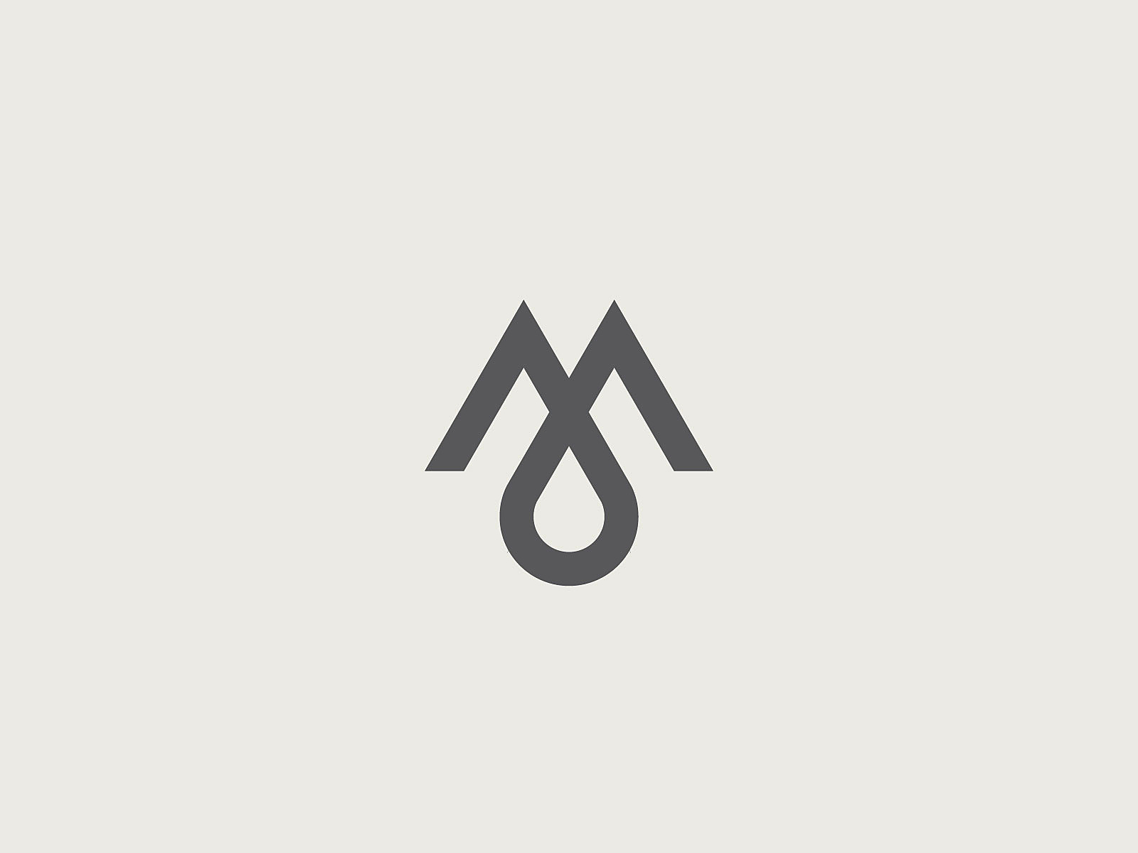 M Letter Mark Logo Design by MONCEF ARAJDAL on Dribbble.