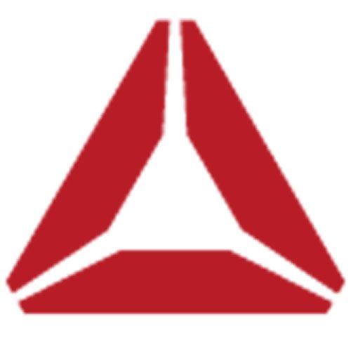 3 Red Triangle Logo.