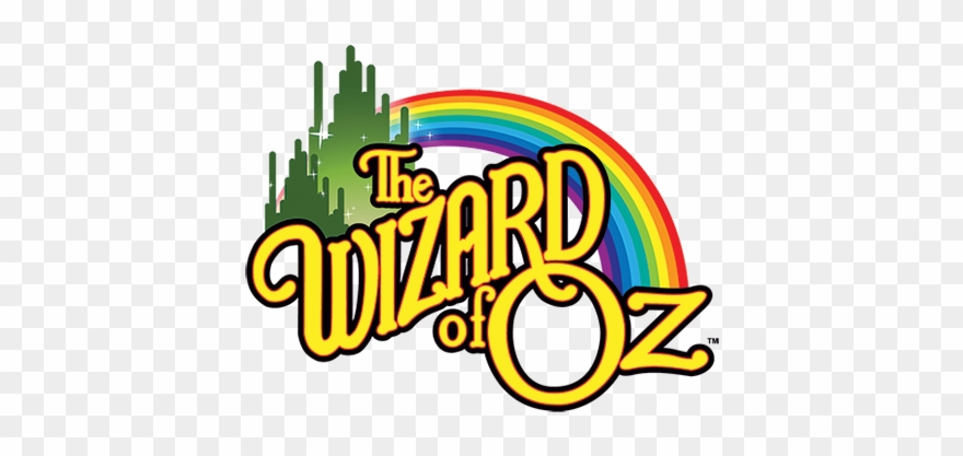 Wizard Of Oz Logo Png Clipart (#2321974).