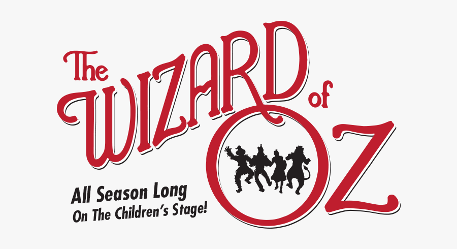 Wizard Of Oz Logo Png , Free Transparent Clipart.