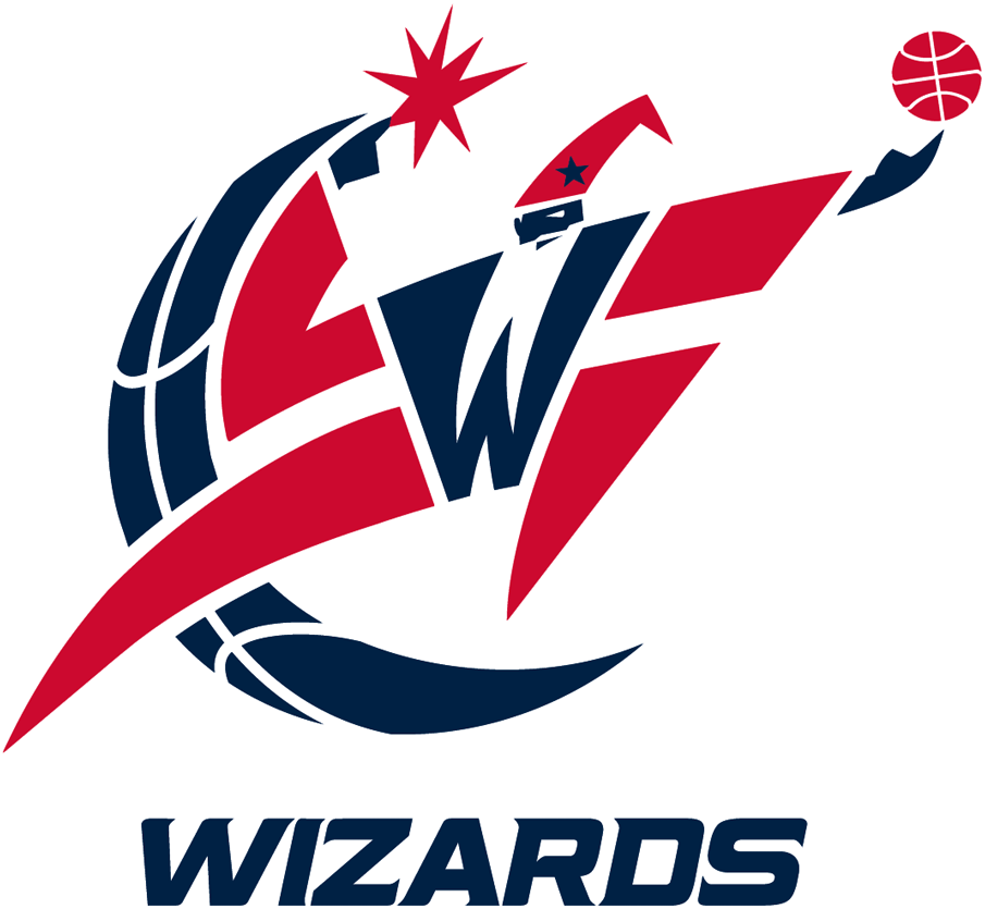 Washington Wizards Primary Logo.