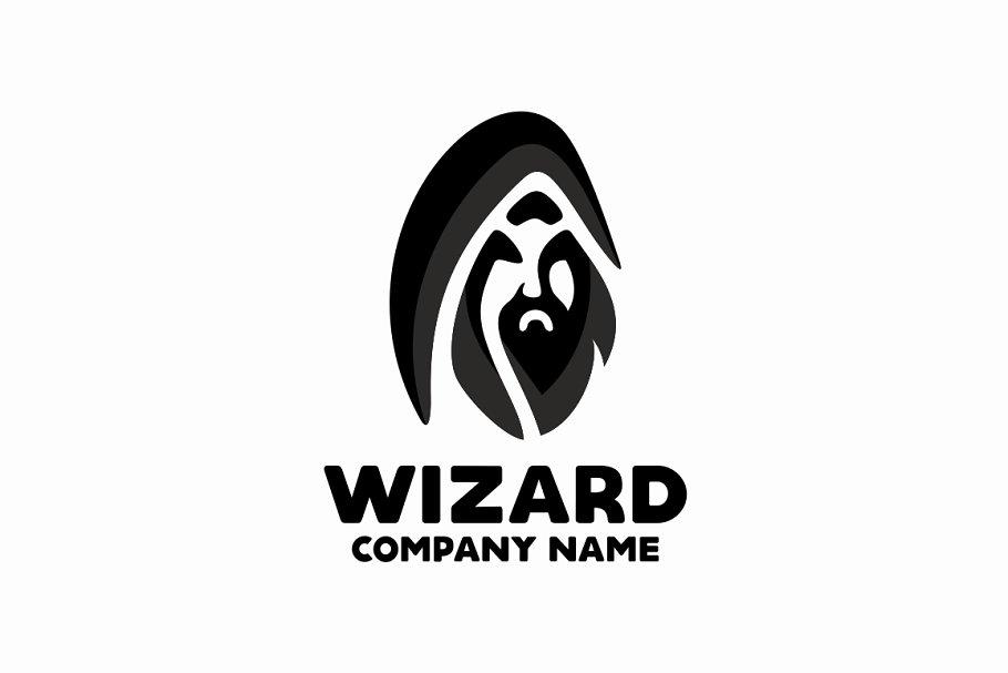 Wizard Logo.