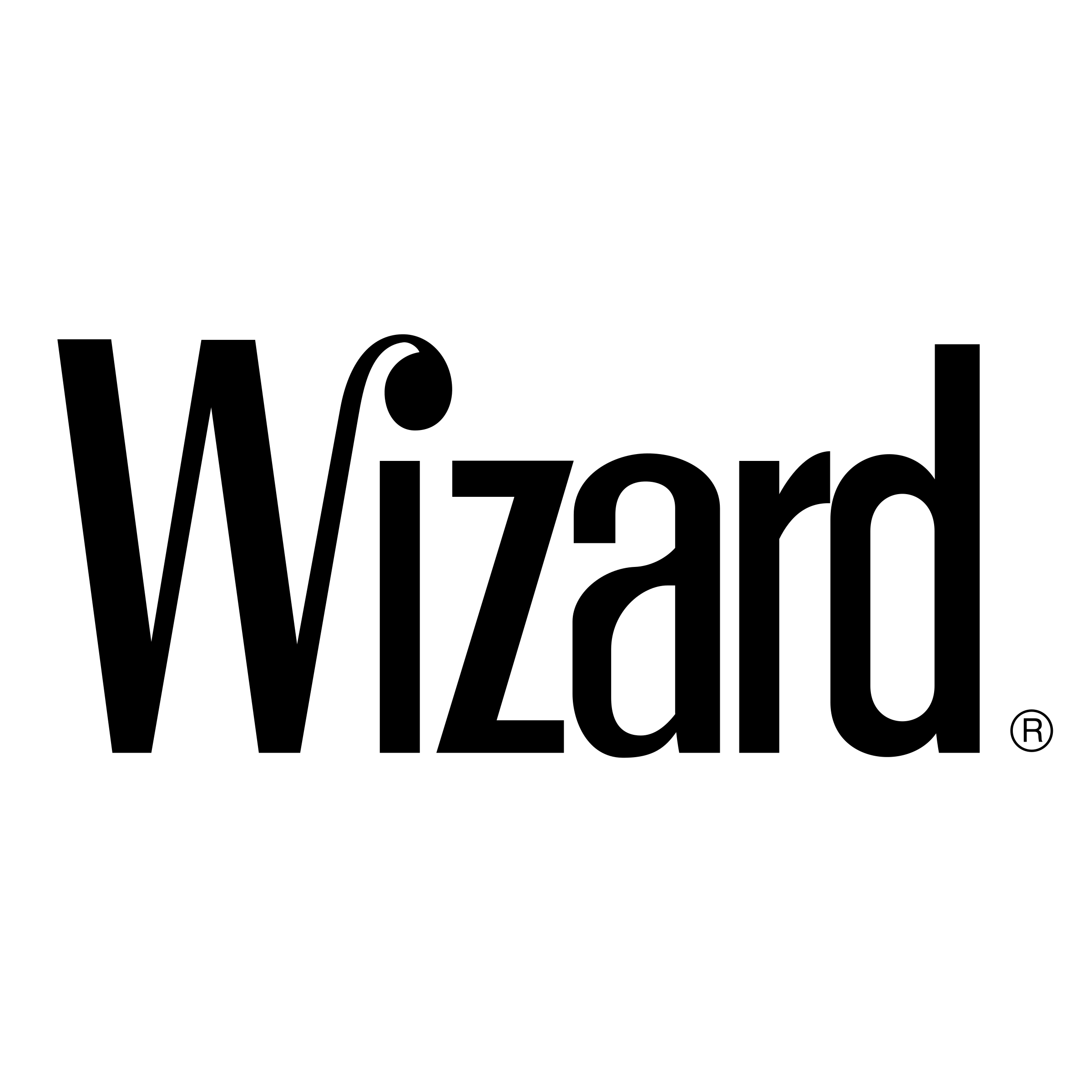 Wizard Logo PNG Transparent & SVG Vector.