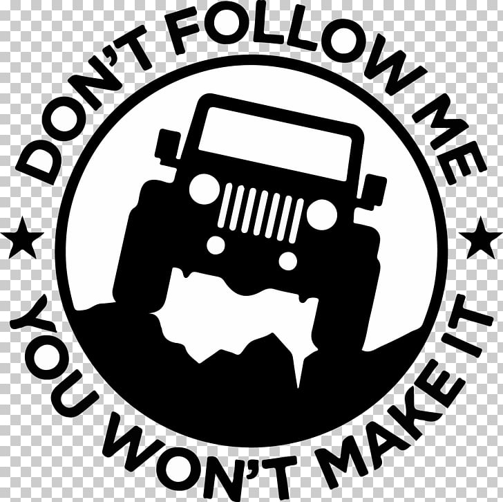 Jeep Wrangler Car Decal T.