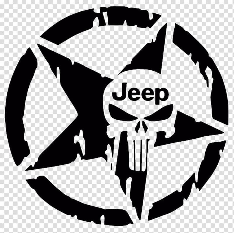 Jeep Wrangler Car Willys Jeep Truck Willys MB, jeep decal.