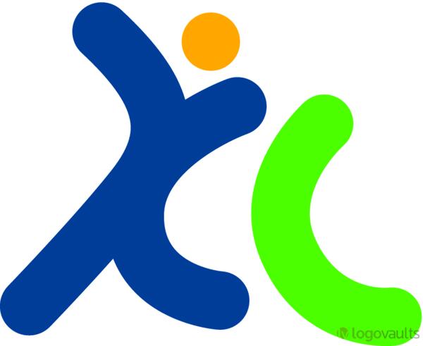 XL Logo (EPS Vector Logo).