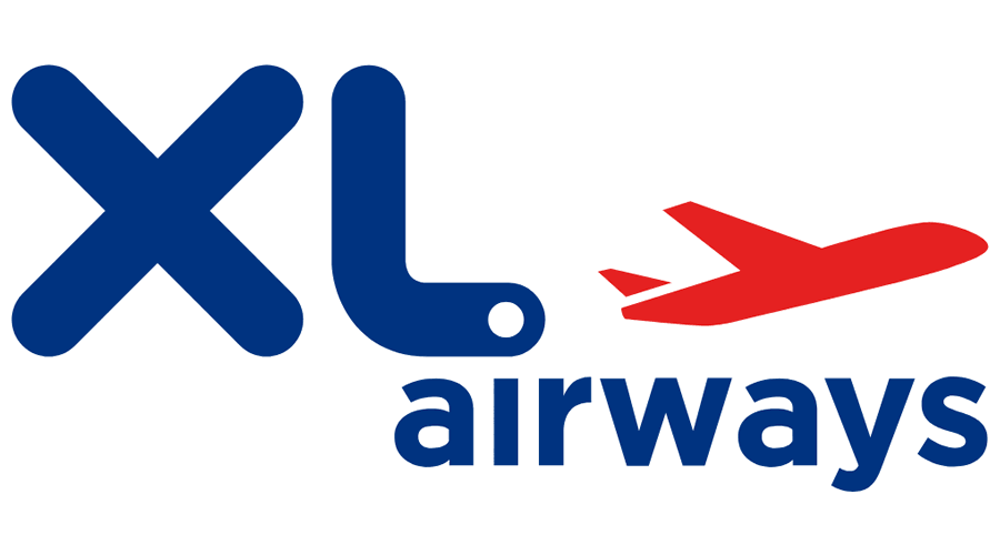 XL Airways Vector Logo.