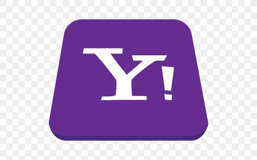 Yahoo! Mail Logo Yahoo! Messenger, PNG, 512x512px, Yahoo.