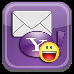 Yahoo mail Logos.