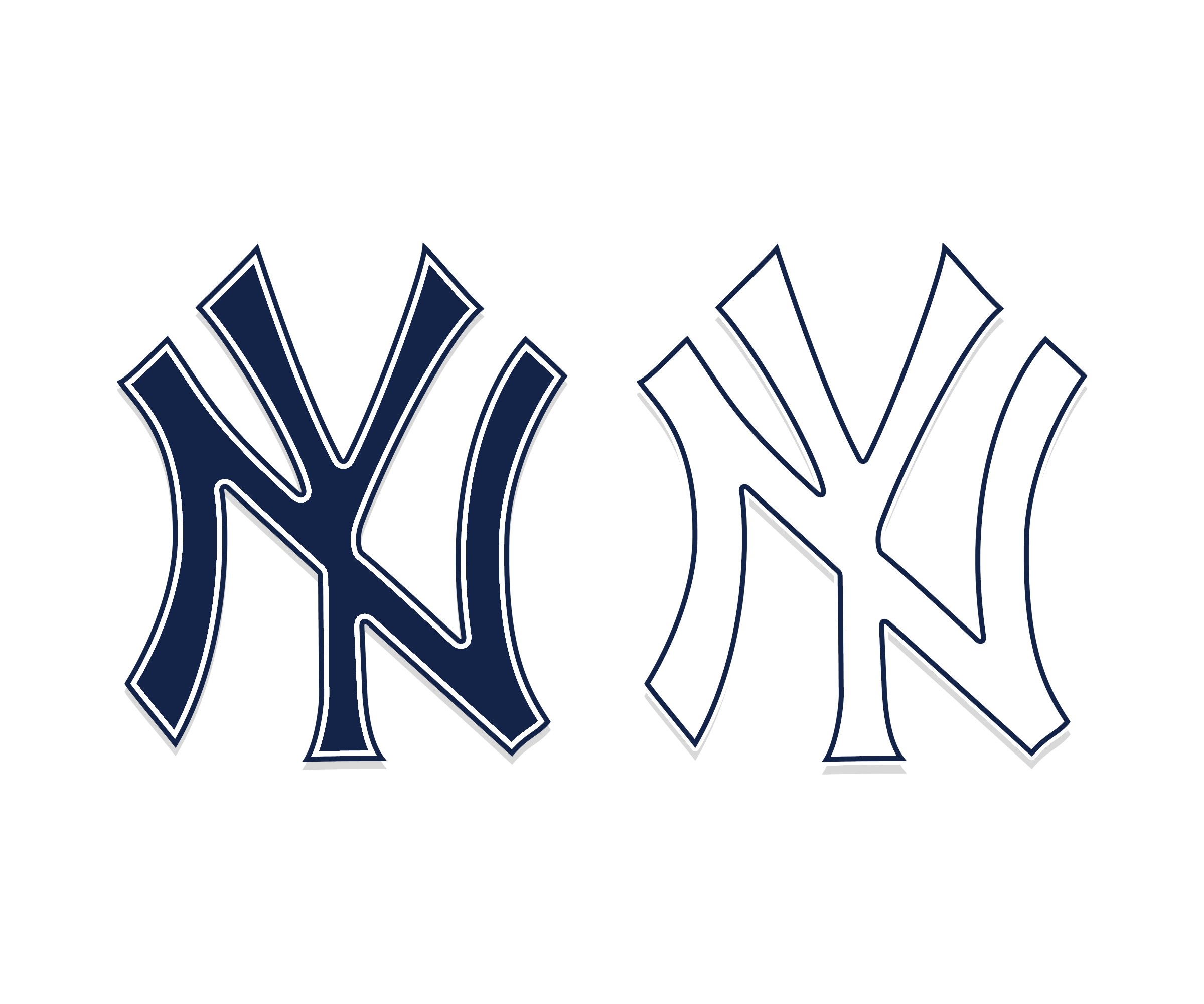 New York Yankees Logo PNG Transparent & SVG Vector.