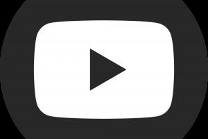 Logo youtube blanco png 3 » logodesignfx.