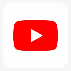 White Youtube Logo PNG Images, Transparent White Youtube.