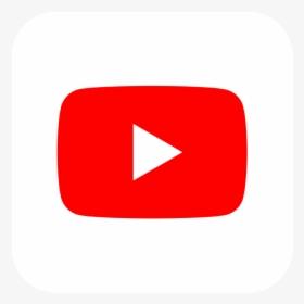 White Youtube Logo PNG Images, Transparent White Youtube.