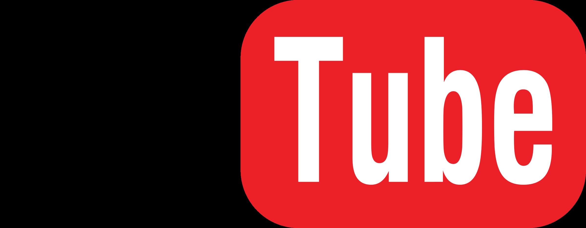 HD Youtube Logo Png Transparent.