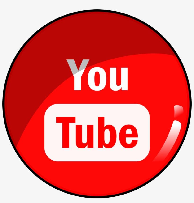 Descagar Logo Youtube Fondo Transparente, Png, Svg.