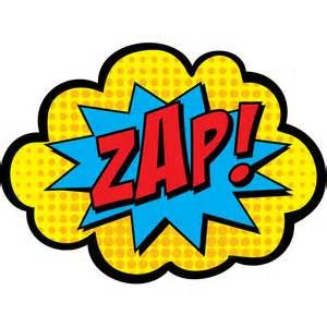 Boom clipart zap, Boom zap Transparent FREE for download on.
