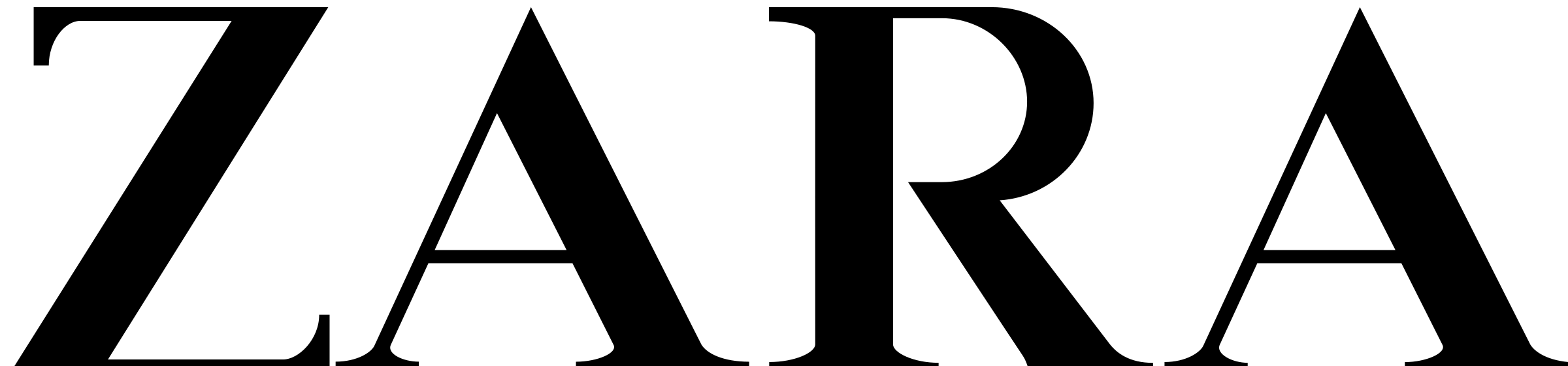 Zara Logo PNG Transparent & SVG Vector.