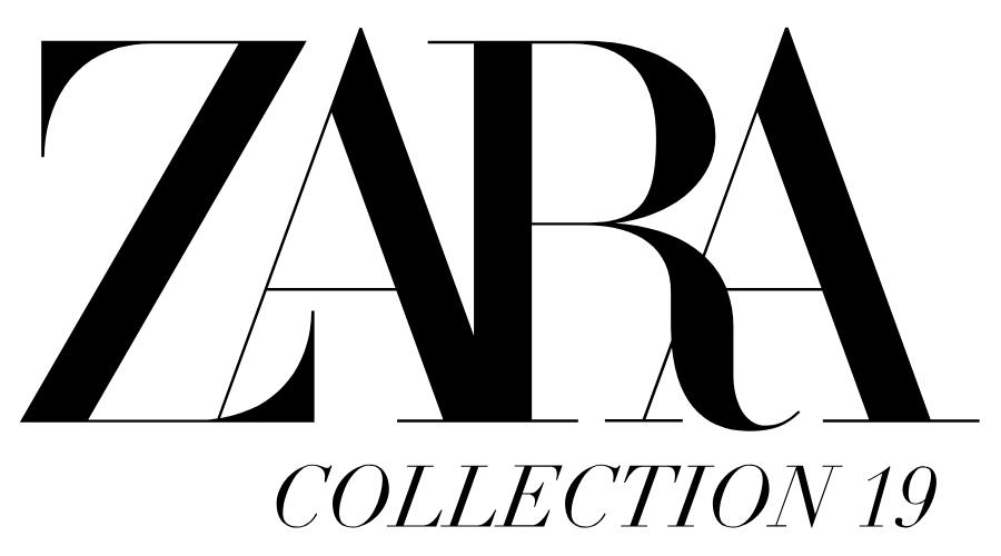 ZARA 2019 Vector Logo.