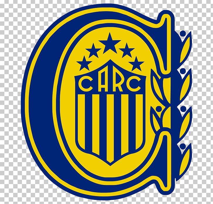 Rosario Central Superliga Argentina De Fútbol Football Logo.