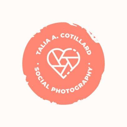 Photographer Logo Maker.