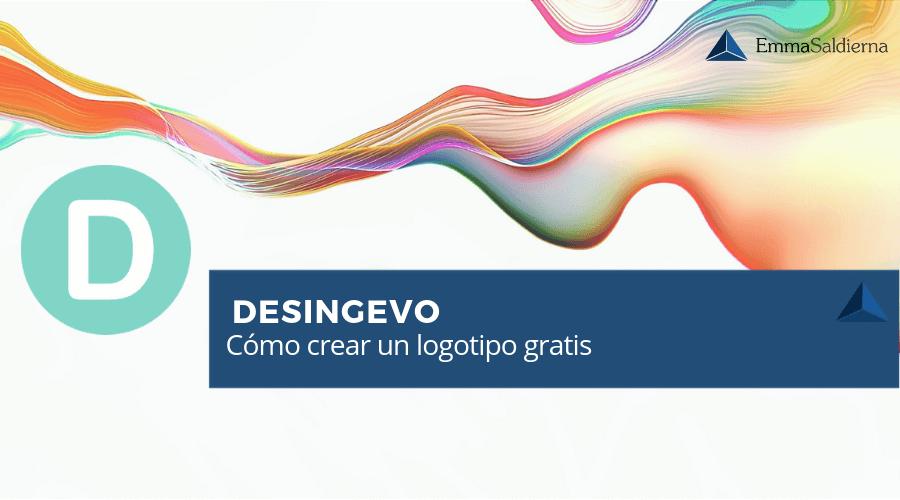 Crea y descarga un logotipo gratis con DesignEvo.