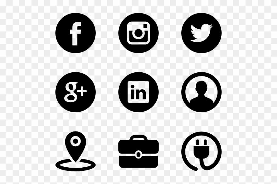 251 Social Media Icon Packs.
