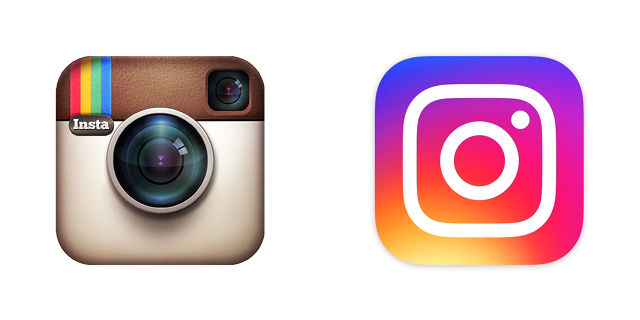An Exclusive Look At Instagram's New App Icon.
