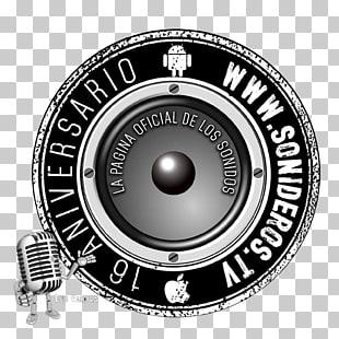 Sonideros TV Internet radio Sonido fascinacion Music Logo.