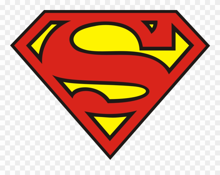 Superman Clipart, Logo Superman, Superhero Clipart,.