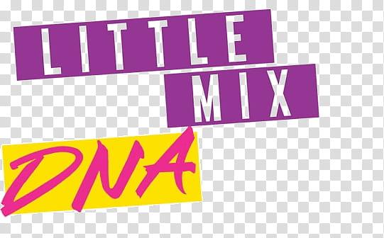 Little Mix DNA album Logo Logotipo, Little Mix DNA art.