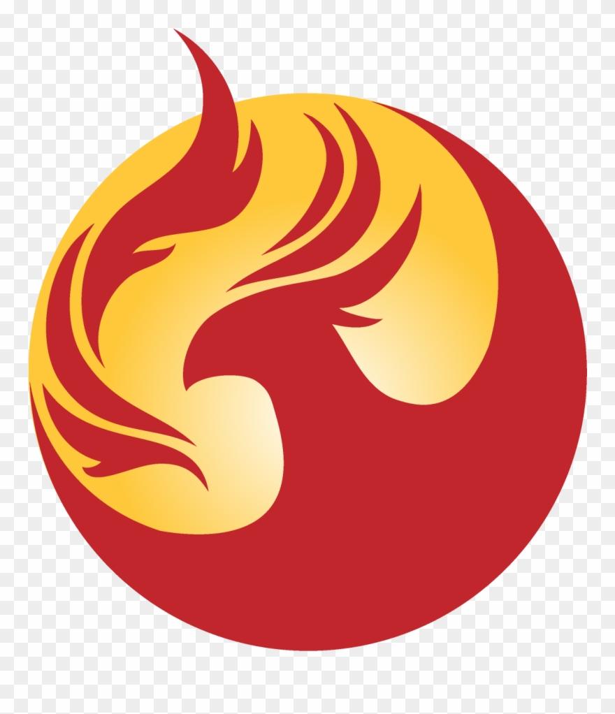 Phoenix Flag Clipart Transparent Background.