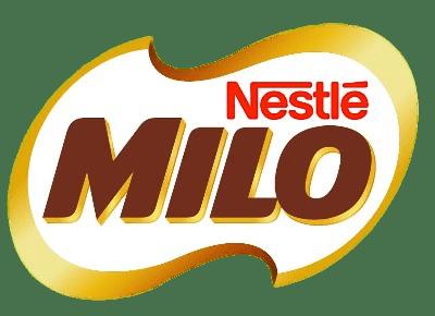 Nestlé Milo Logo transparent PNG.