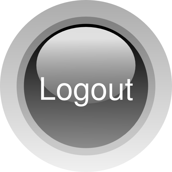 Logout Button Clip Art at Clker.com.