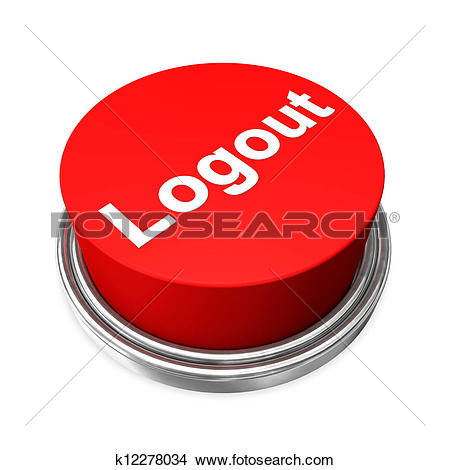 Stock Illustration of logout icon k16912188.