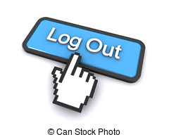 Logout Illustrations and Stock Art. 2,464 Logout illustration.