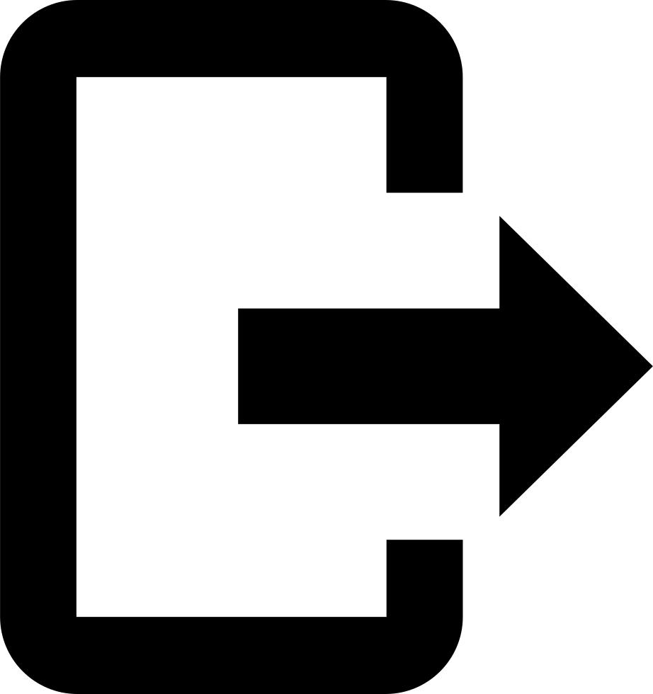 Logout Icon Png #76864.