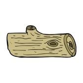 Cartoon Logs.