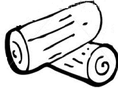 Free Log Black And White Clipart, Download Free Clip Art.