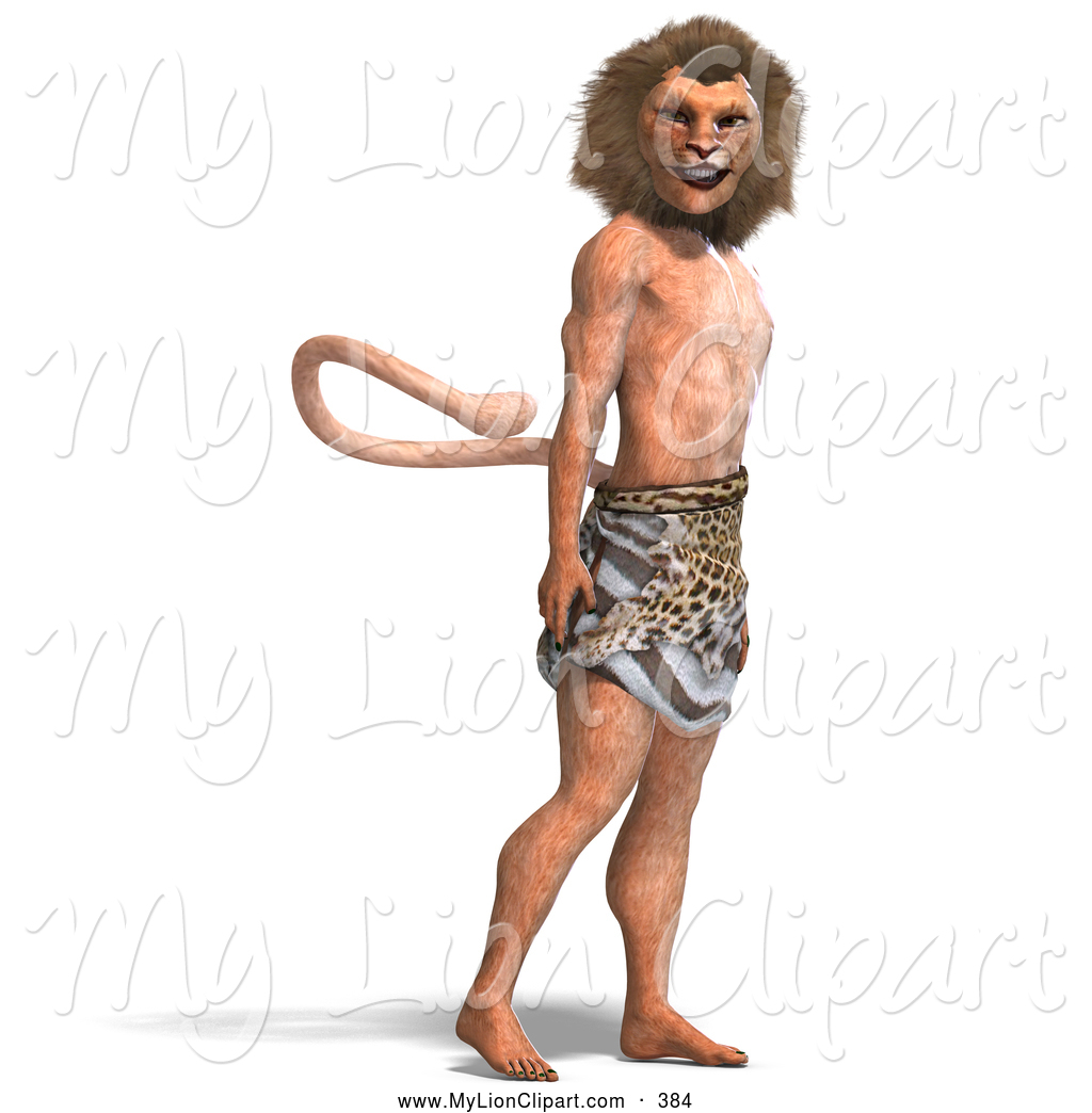 Royalty Free Costume Stock Lion Designs.