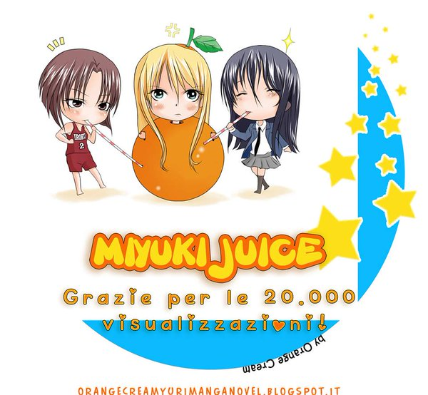 "Orange Cream on Twitter: ""cerchi lo #shoujoai o lo #yuri."