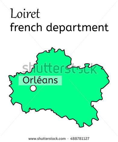 Loiret Stock Photos, Royalty.
